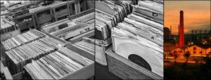 Vinyl Market GR-Βινύλιο,Event βινυλίου Τεχνόπλη Δήμου Αθημαίων